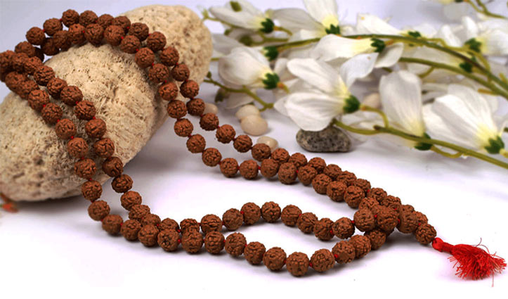 From Rudraksh to Tulsi Mala, divine grace starts showering as soon as you wear it Different types of
