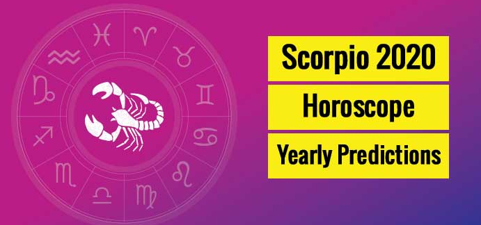 Scorpio Horoscope Predictions 2020