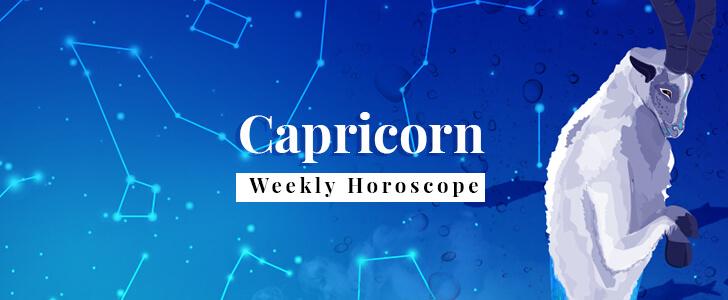 Weekly Prediction for Capricorn May 4th-May 8th-2020