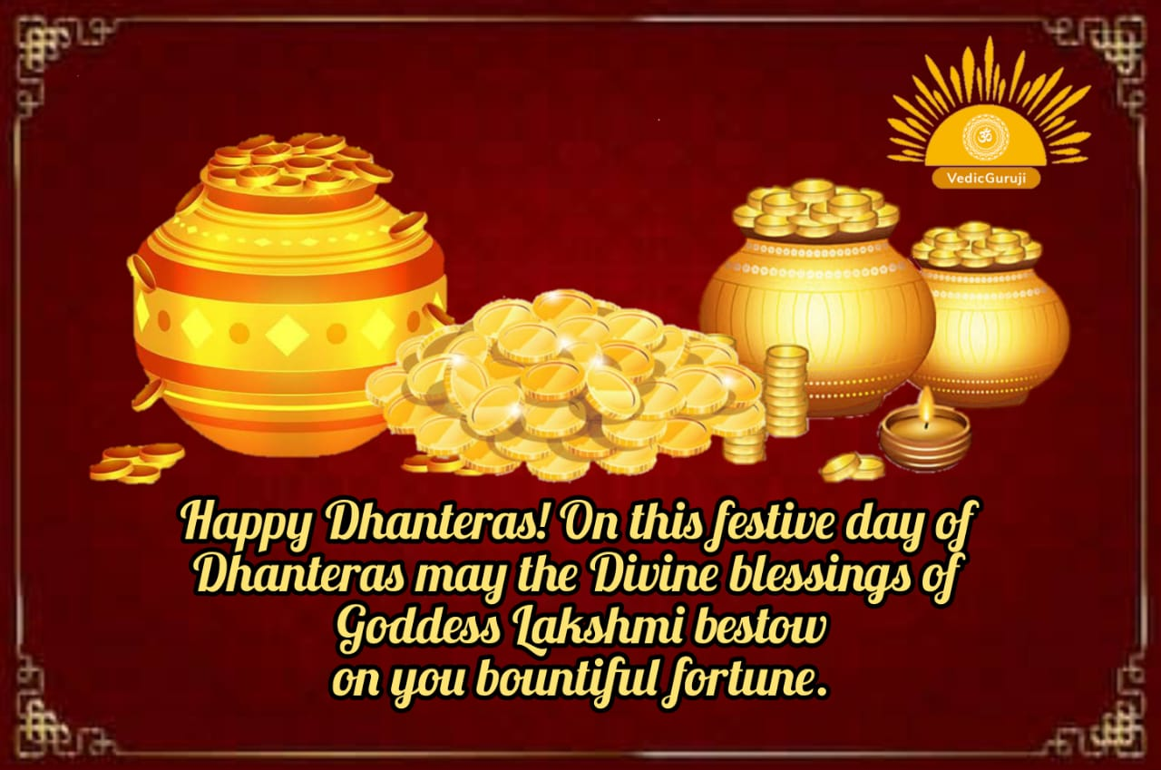 Dhanteras-The beginning of the auspicious occasion of Diwali